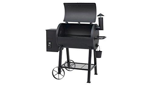 Tepro Pelletgrill / Smoker / Räucherofen New Orleans Grillfl. 72x50cm