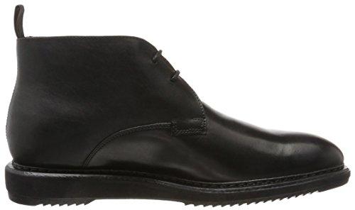 Clarks Herren Kenleymid GTX Klassische Stiefel Schwarz (Black Leather)