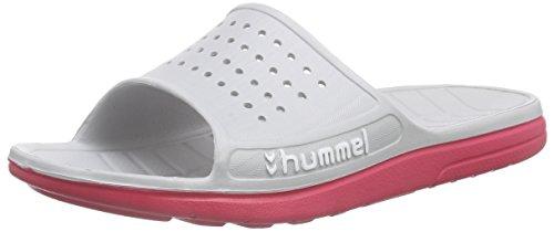 Hummel - Hummel Sport Sandal, Infradito, unisex, Grigio (Grey (Vapor Blue 1079)), 44 EU