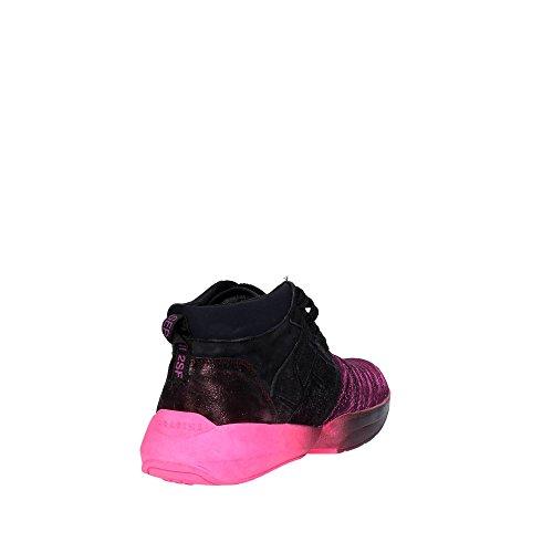 Serafini CAMP.51 Sneakers Damen Schwarz