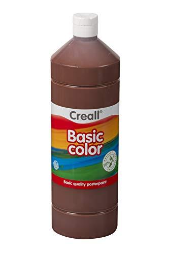 Creall havo018191000ml 19marrón Oscuro Havo Basic Color Póster Pintura Botella