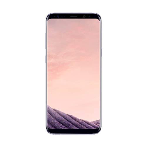 Smartphone Samsung Galaxy S8+ SM-G955F 6.2in FHD 4G 64Gb 12MP Orchid Gray (Ricondizionato)