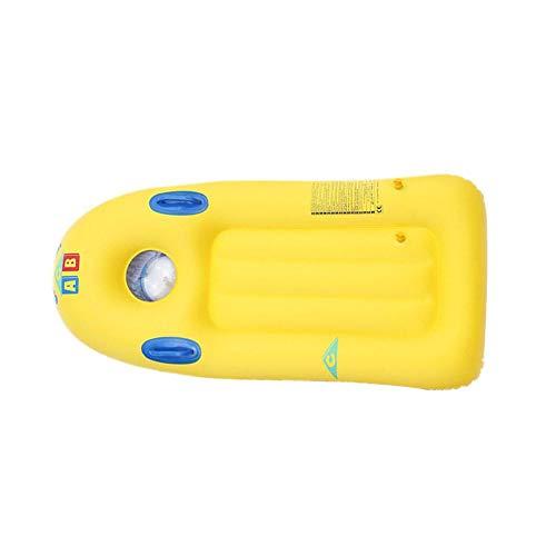 Descripción:  1. Diseño de la manija de seguridad: la manija de seguridad hace que sea más seguro jugar con agua.  2. Diseño de doble fuga de la cámara de aire: la boquilla de aire avanzada garantiza un mejor efecto de inflado, haciendo que el ag...