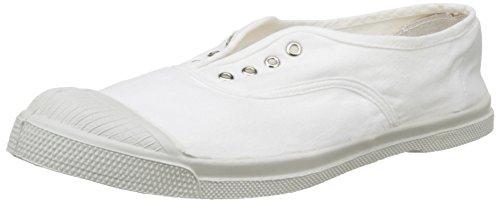 Bensimon F15149C159, Scarpe da Ginnastica Basse Donna, Bianco (Bianco), 38 EU