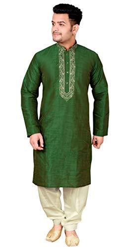 Desi Sarees Mens Kurta Pyjama Shalwar Kameez Sherwani 1852 (Chest – 40  inches 8e7a4a84ee3
