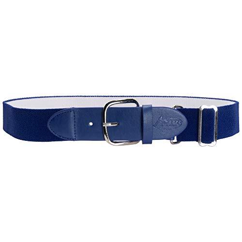 Adams USA Elastischer Baseball- und Softballgürtel, Unisex-Erwachsene Herren, Adult Elastic Belts 1 1/2