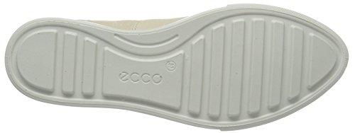 Ecco Damen Gillian Slip On Sneaker Beige (Vanilla)