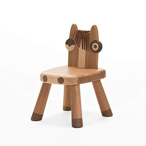 Kavaiec Stühlen Hockerkreative Designmöbel Kinderstuhl Aus Massivem Holz Rückenlehne Mini Stuhl Geburtstagsgeschenk Aus Massivholz Kinderstuhl