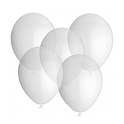 s Transparent transparente Farbe verdickt Latex Ballon (Einzigartige Ballons)