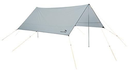 Easy Camp Tarp, Grau, 4 x 4 m