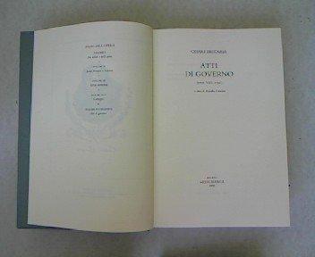 edizione-nazionale-delle-opere-di-cesare-beccaria-volume-xiii-atti-di-governo-serie-viii-1791