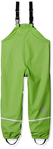 Sterntaler Kinder Unisex Regenhose gefüttert, Alter: 6-7 Jahre, Größe: 122, Grün