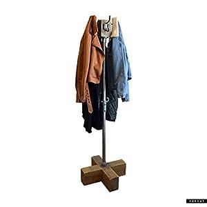Vorhut 'Utterson' - Vintage Industrial Coat Stand (Vorhut 'Utterson' - Vintage Industriegarderobe)