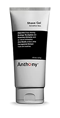Anthony Shave Gel 177 ml