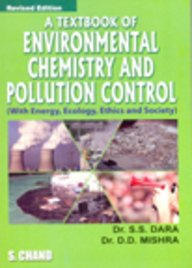 A Text Book of Environmental Chemistry & Pollution Control