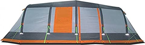 OLPRO Martley Breeze Inflatable Tent Family 6 Berth Tunnel |