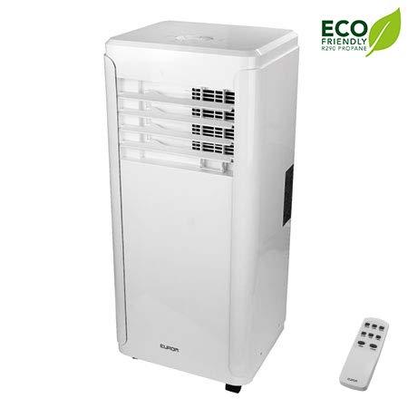Mobile Klimaanlage 7000 BTU Eurom Polar 7001 Wohnung Büro Wohnwagen Camping