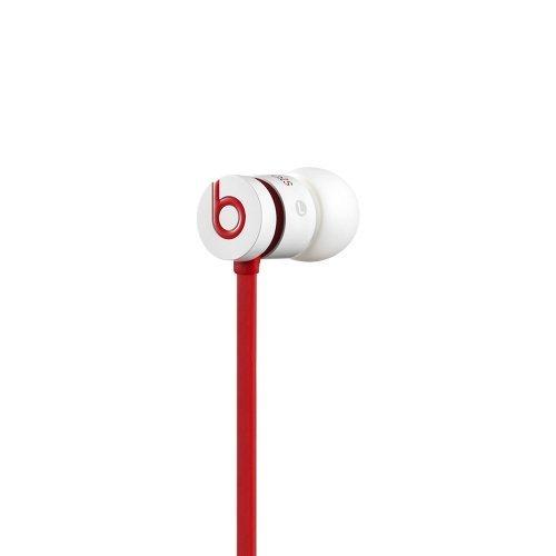 Dr. Dre urBeats Auricolari In-Ear 3-Button, Bianco Lucido [imballaggio Non-Retail]