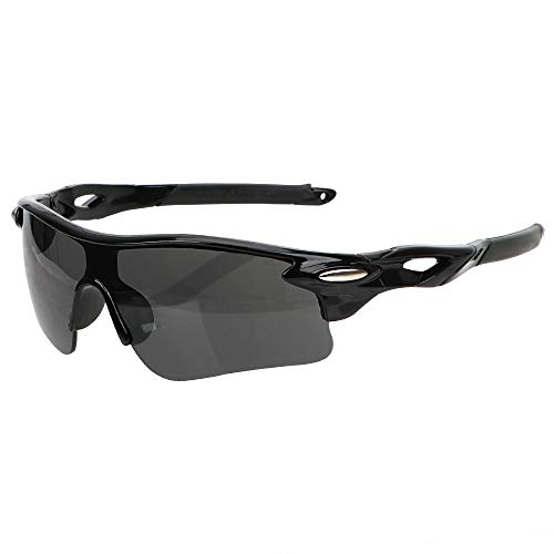 ZPATYJFG Nachtsicht-Fahrerbrille Motocross-Sonnenbrille UV-Schutz Blendfreie Auto-Nachtsichtbrille