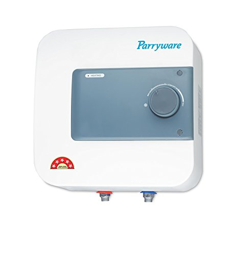 Parryware Storage Water Heaters 5 star 15 L- white -C500299