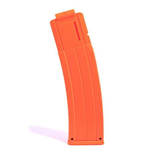 Dart Clip, FOKOM 12 Dart Clip Quick Reload Clip Soft Bullet Clip for N-Strike Elite