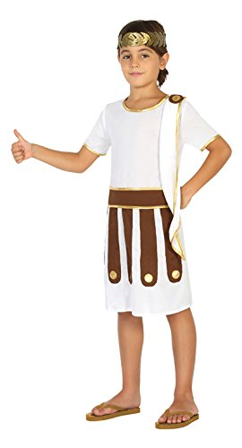 (ATOSA 20674 - Römer, Jungenkostüm, Größe 128)