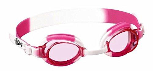 Beco Sealife Kinder Schwimmbrille, weiß/pink, Uni