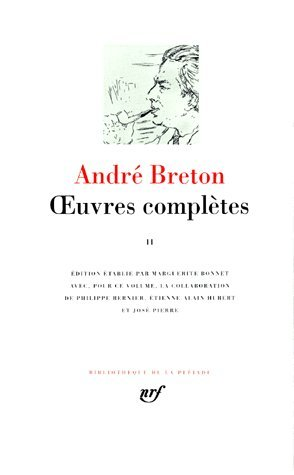 Breton : Oeuvres complètes, tome 2