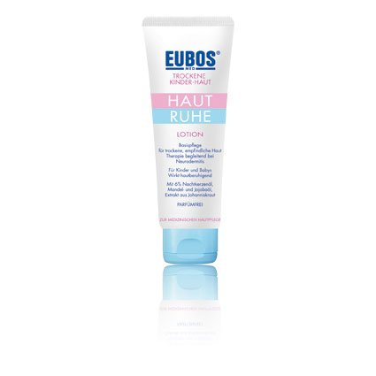 Eubos Kinder Haut Ruhe Lotion, 1er Pack (1 x 125 ml) -