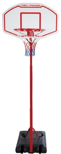 High Power Basket Easy Impianto, Rosso