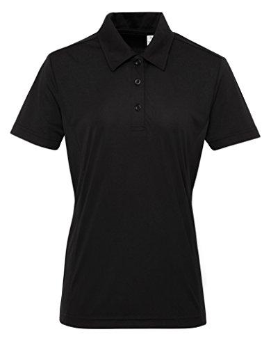 Tri Dri - T-shirt de sport - Femme Noir