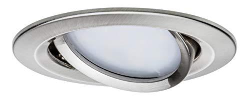 Paulmann LED Deckenleuchte Premium EBL Set Coin Slim IP23 | LEDs fest verbaut 6,8W 592lm warmweiß | 938.65