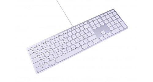 LMP 17573 - Teclado español USB KB-1243 para Mac