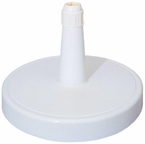 Best 62700000 Parasol Support peut contenir 70 litres blanc