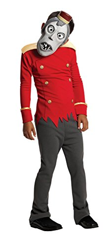 (Hotel Transylvania 2 Zombie Bell Hop Child Costume Large)