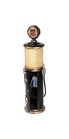 43 Inch Gas Pump CD Holder w Light
