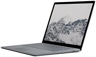 "Microsoft Surface Laptop Ordinateur Portable 13.5"" tactile (Core i5, RAM 4 Go, SSD 128 Go, Windows 10S) - Platine"
