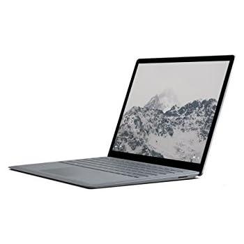 "Microsoft Surface Laptop Ordinateur Portable 13.5"" tactile (Core i5, RAM 4 Go, SSD 128 Go, Windows 10S) - Platine"