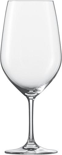 Schott Zwiesel 7544472 Vina Coffret de 6 Verres à Vin Cristal Transparent 62,6 cl