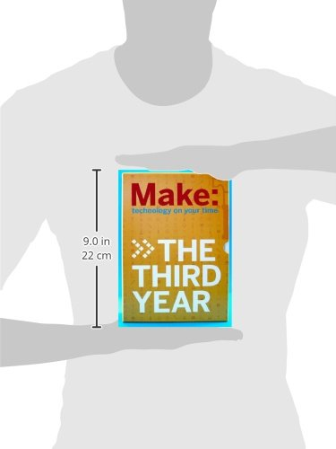 Make Magazine: The Third Year: A Four Volume Collection: 9-12