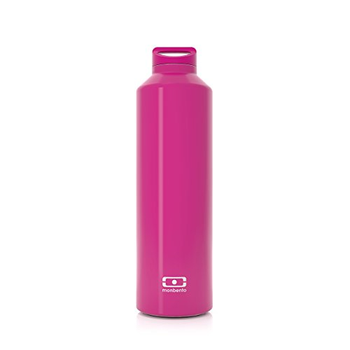 Monbento MB Steel Ruby - La Bouteille Isotherme