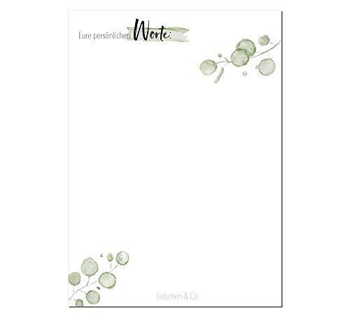 Alternatives Gästebuch, Hochzeitsspiel - 3