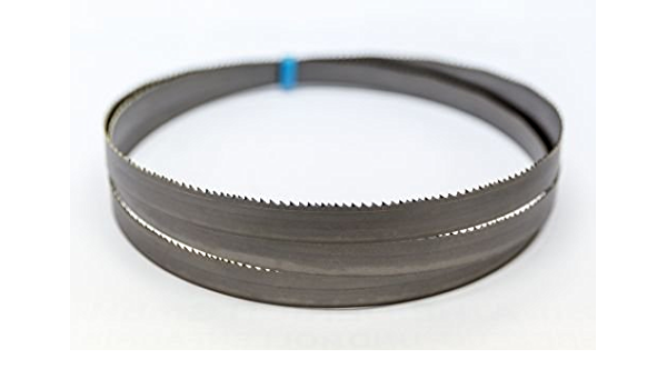 Bands/ägeblatt 3 x M42 HSS Bimetall S/ägeband 2362 x 20 x 0,9 mm mit 10//14 ZpZ