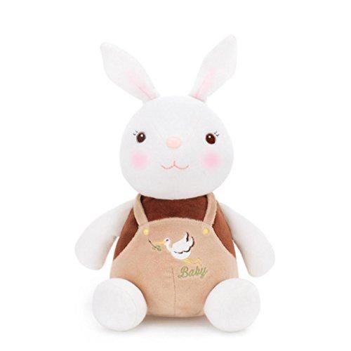 Ostern Geschenk Plüschtiere plüschpuppe Gefüllte Plüsch Tierpuppen Schöne Plüsch Cute Bunny Sammlung Spielzeug (A)