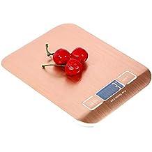 GYZ Básculas de Cocina - Electrónica para Hornear de precisión con un Peso de 10 kg