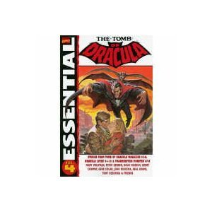 Essential Tomb Of Dracula Volume 4 TPB