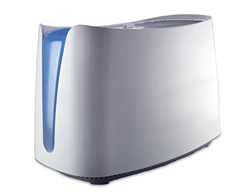 Kaz HCM-350 - Humidificador (47,2 cm, 26,4 cm, 33,1 cm, Color Blanco)
