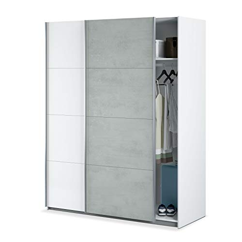 Habitdesign ARM154A - Armario Dormitorio ropero