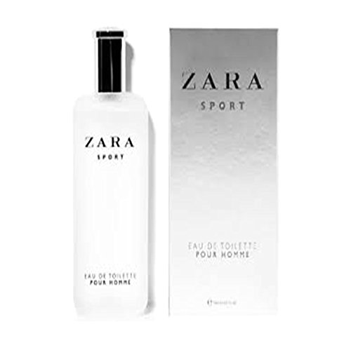 Zara Man EDT Eau De Toilette Fragrance for Men, 75ml (Sport, 75Ml)