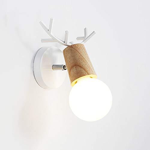 KingJob Nordic Diseño Moderno Astas De Ciervo Forma
